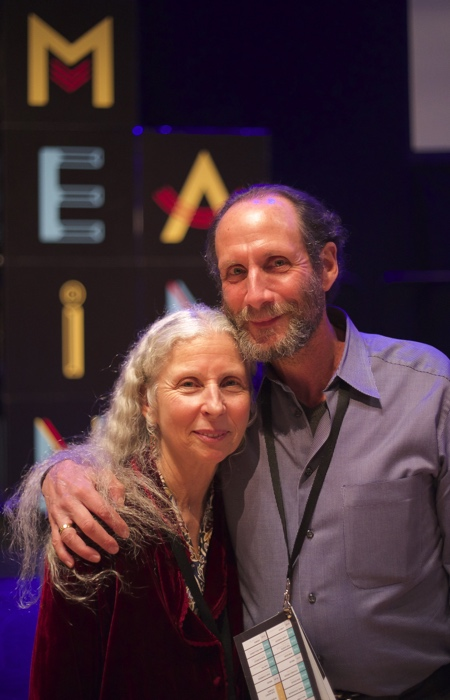 Dr. Joel and Michelle Levey - founders of Wisdom at Work