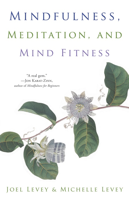 Mindfulness, Meditation and Mind Fitness book cover
